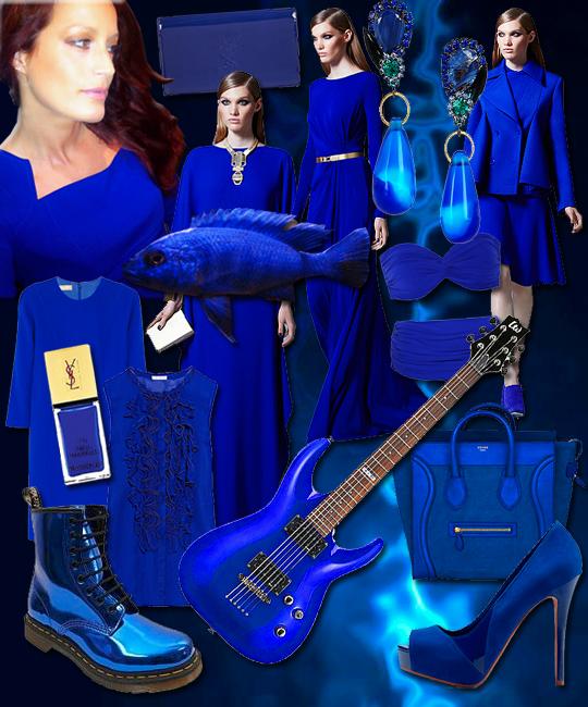 Electric Blue blog post