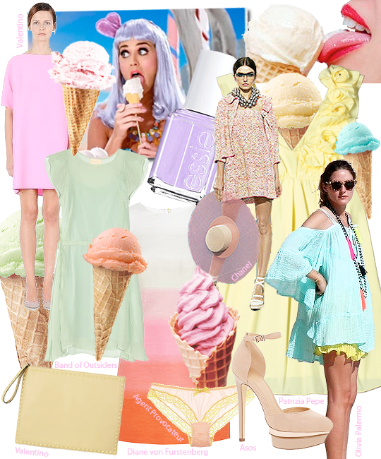Ice Cream blog post