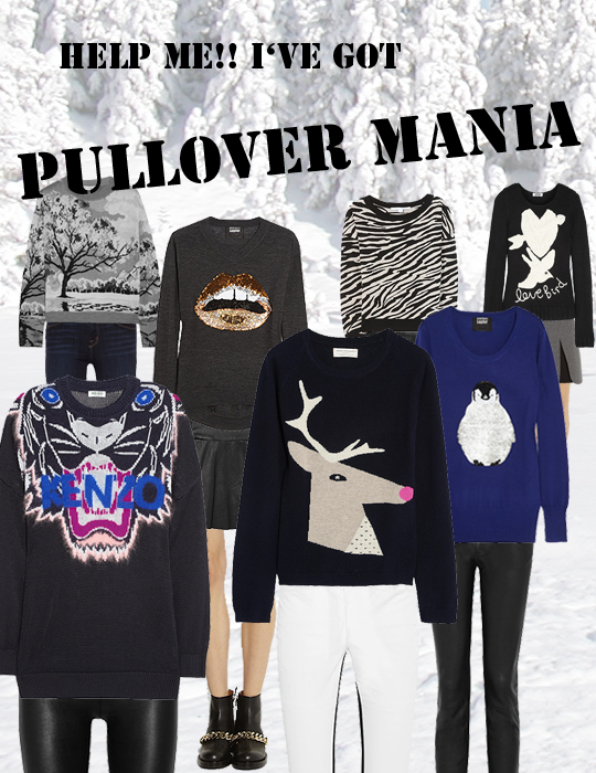 Pullover Mania blog post